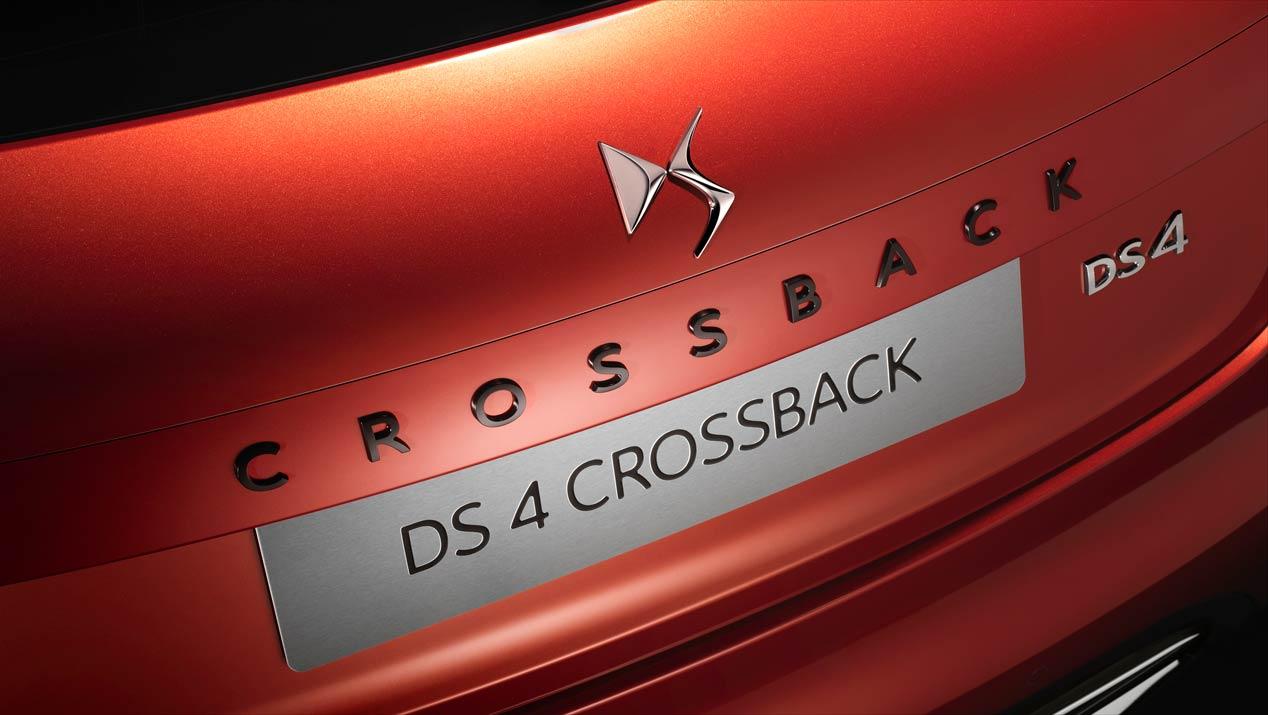 Los DS 4 y DS 4 Crossback, ya a la venta