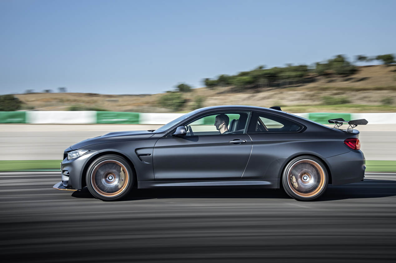 BMW M4 GTS, sólo se fabricarán 700 unidades