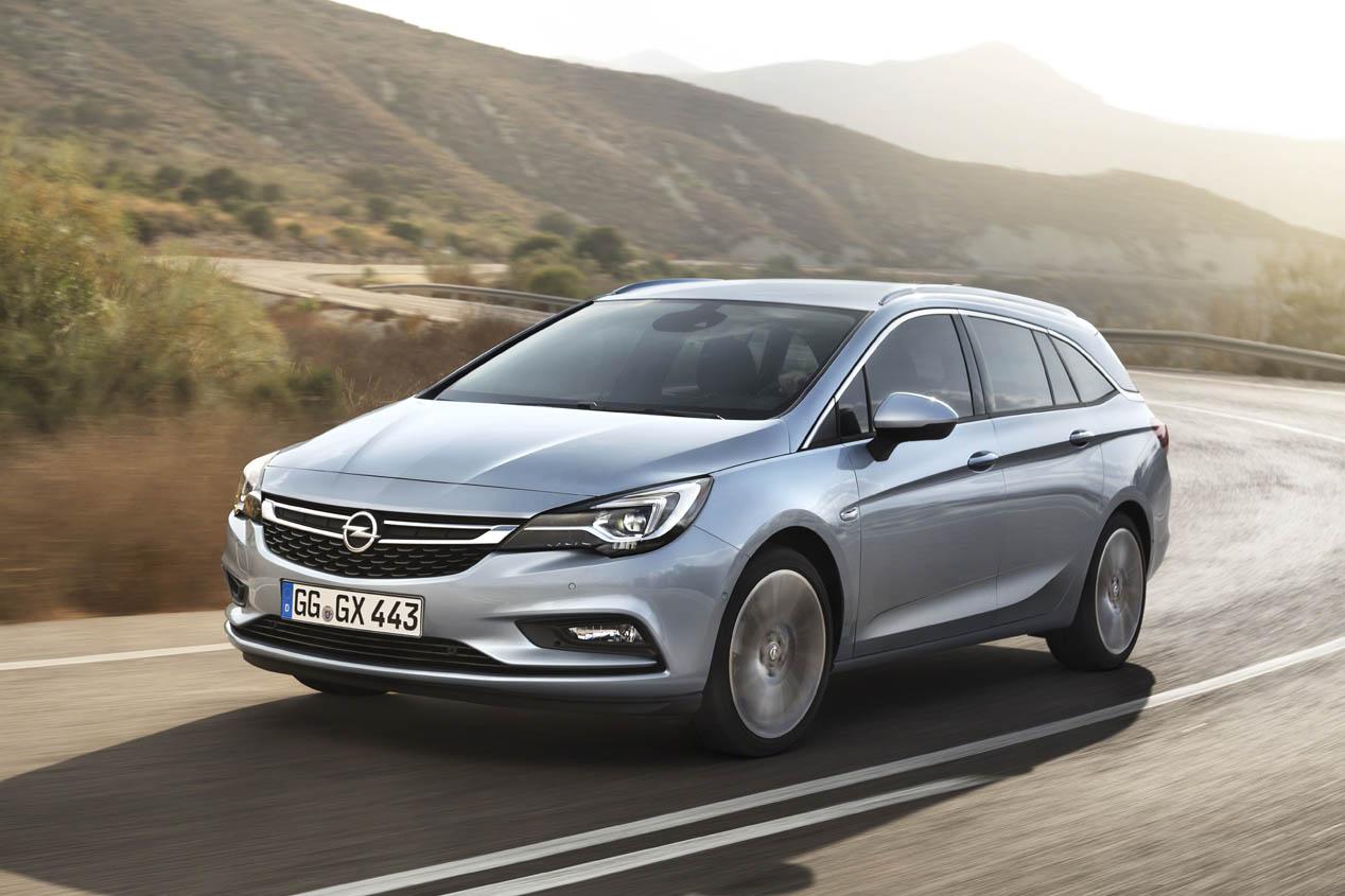 Los Opel que llegarán en 2015 y 2016: Astra y Mokka