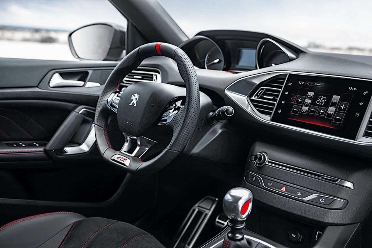 Lo nuevos modelos de coches de Peugeot