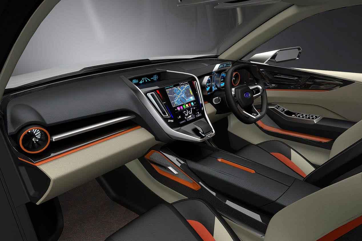 Subaru VIZIV Future Concept, ¿el definitivo?
