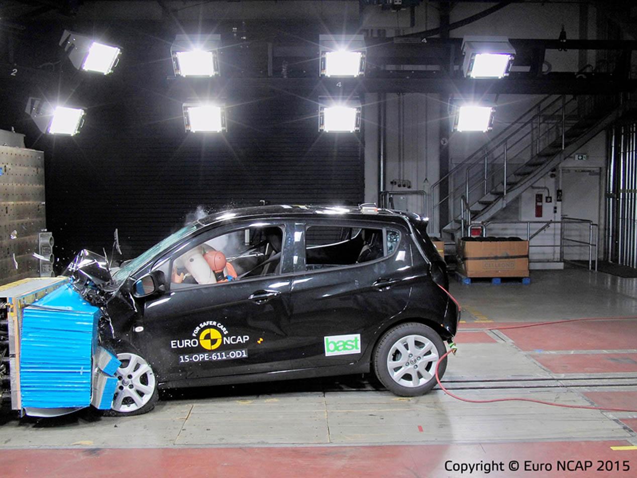 Cinco estrellas EuroNCAP para el Hyundai Tucson y cuatros estrellas para el Mx-5 y el Karl