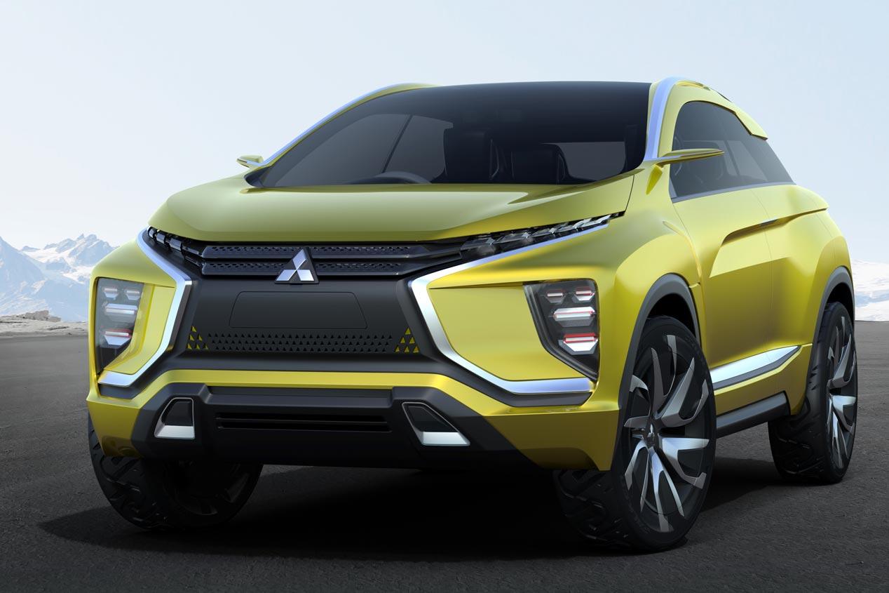 Mitsubishi eX Concept, ¿el Juke de Mitsubishi?