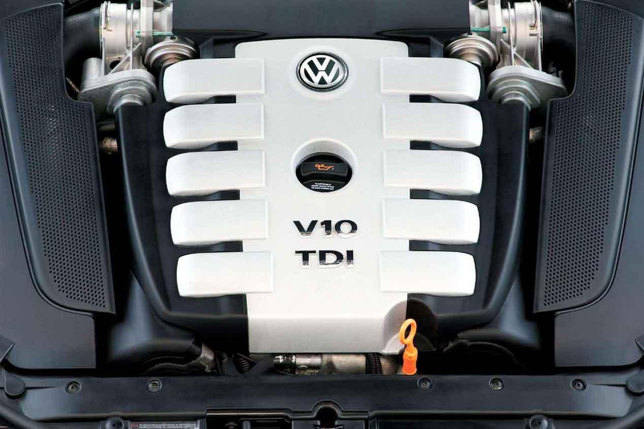 Motores V8 Diesel, ¿qué coches los llevaron?