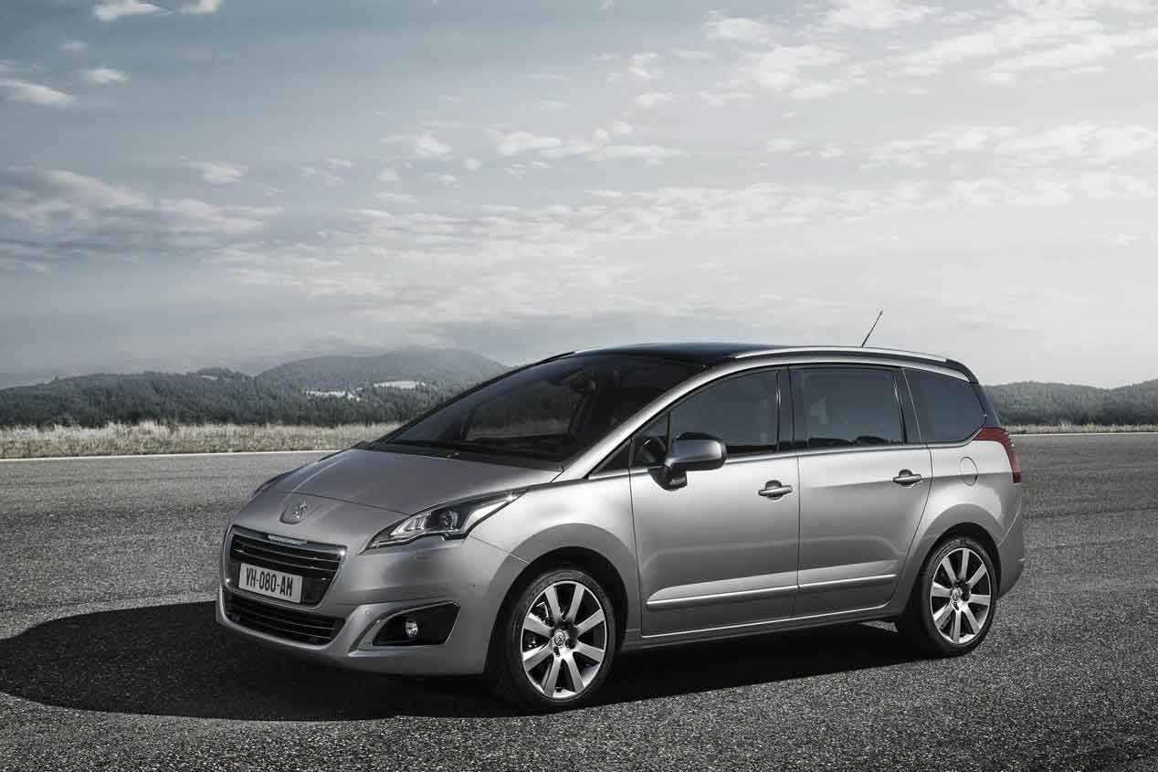 Peugeot 5008 1.2 PureTech 130 CV Allure