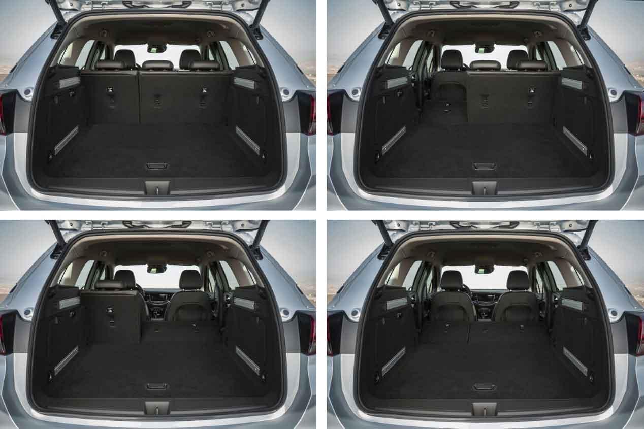 Opel Astra Sports Tourer 1.6 CDTI BiTurbo de 160 CV, el Diesel más potente