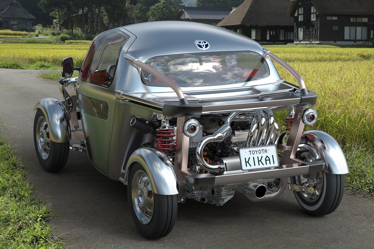 Toyota Kikai, prototipo artístico