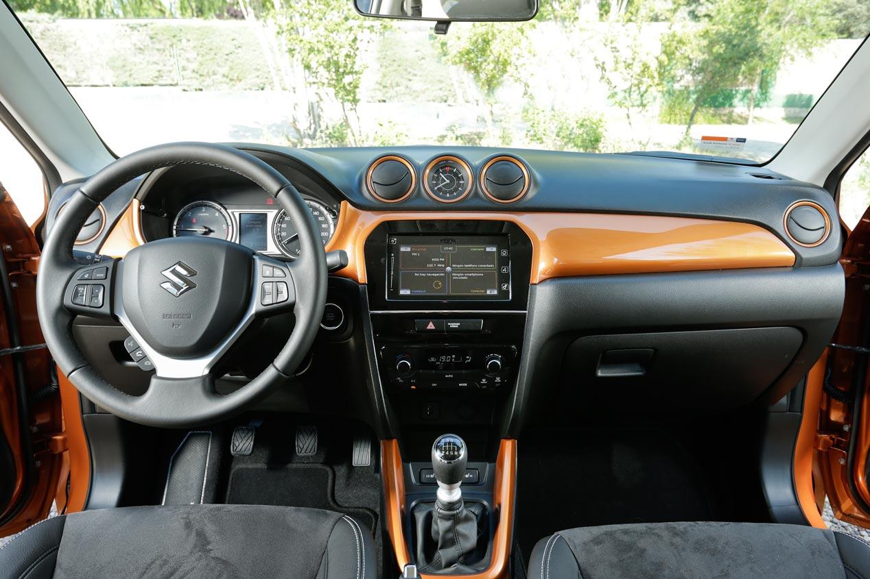 Mazda CX-3 contra a Renault Captur y Suzuki Vitara