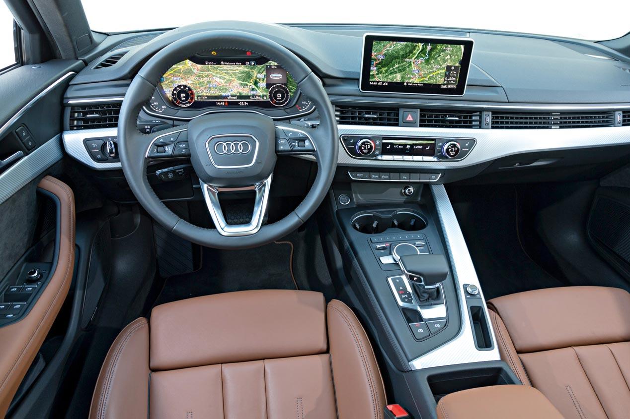 BMW Serie 3 y Audi A4, enfrentados