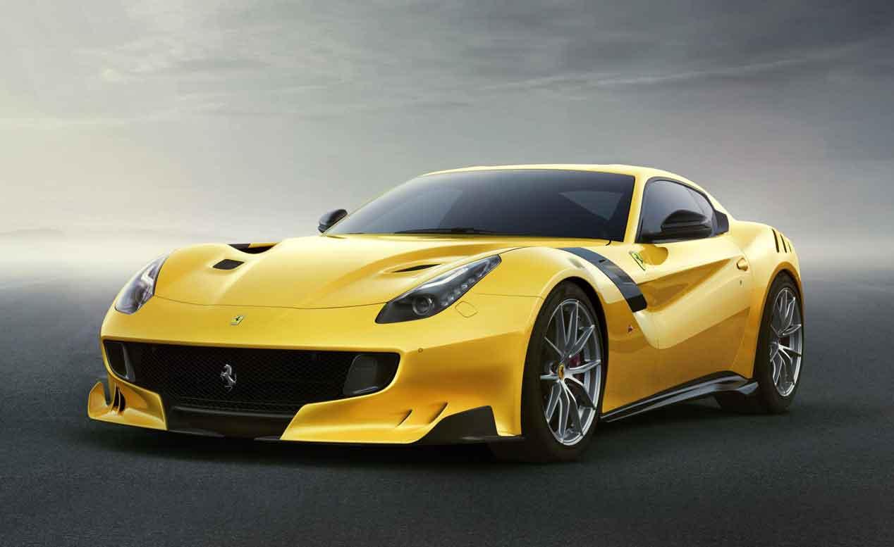 Ferrari F12tdf, el nuevo Dios deportivo