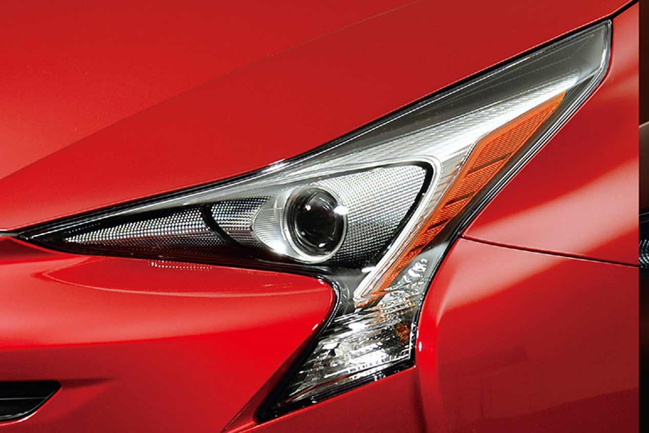 Toyota Prius 2016, las fotos de la cuarta generación