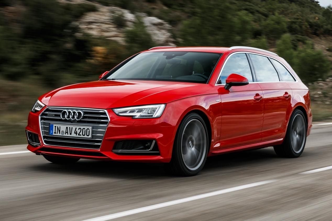 Audi A4 Avant, un familiar de primera