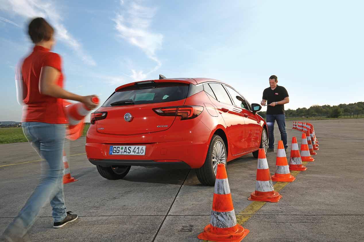 Opel Astra 1.0 Turbo 105 CV