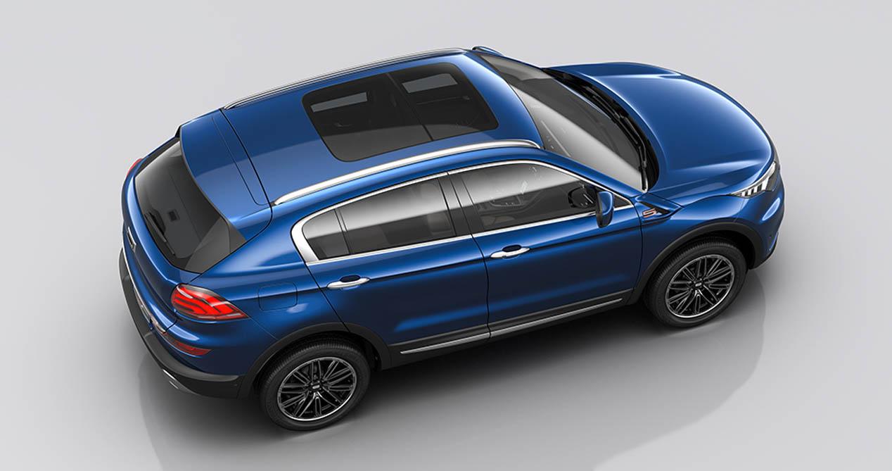 Qoros 5 SUV, el nuevo todocamino chino