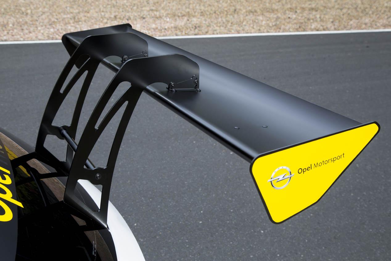 Opel Astra TCR, la versión de carreras