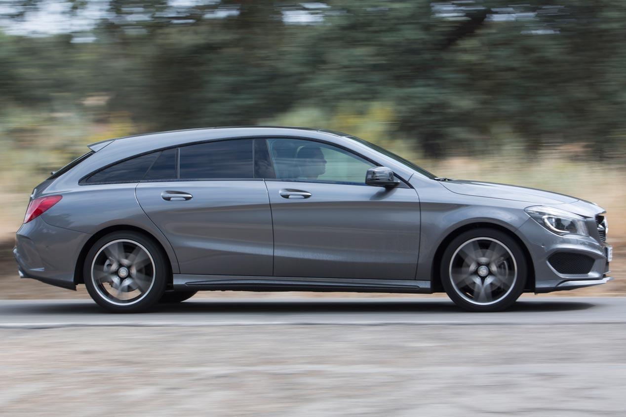 Mercedes CLA Shooting Brake 220 CDI 7G-DCT, casi el Clase C familiar