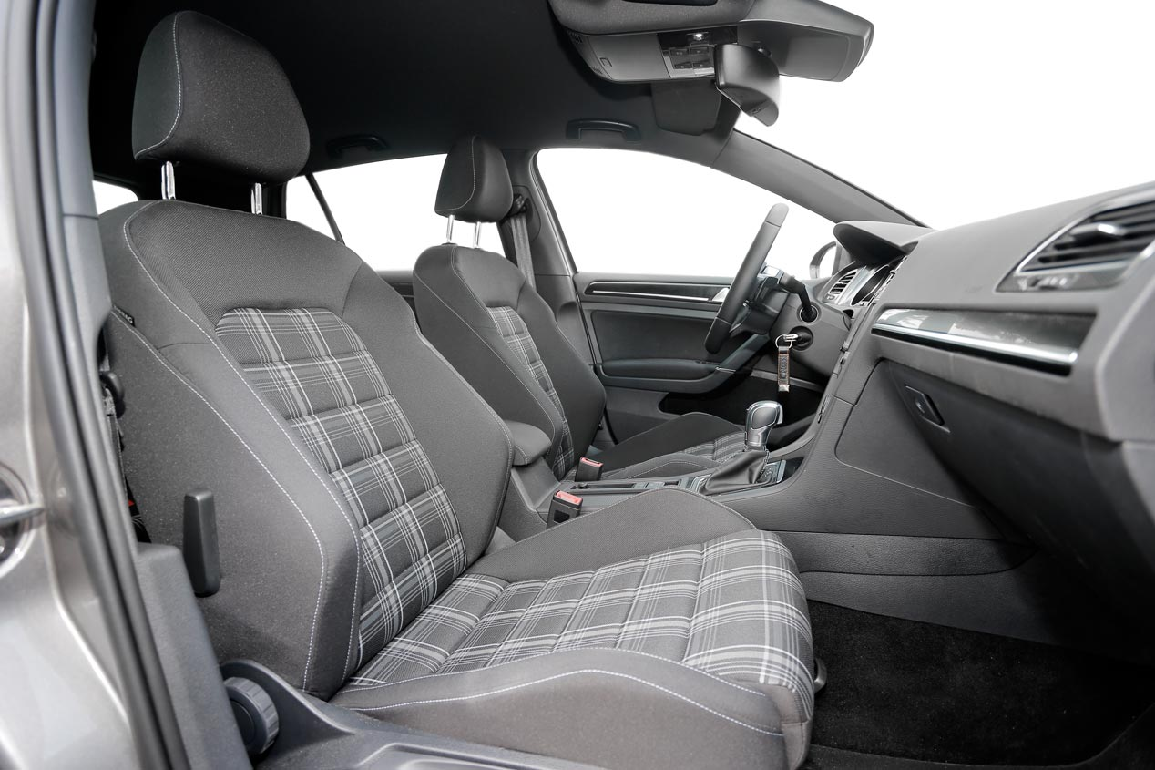 Volkswagen Golf GTI contra Golf GTD y Golf GTE: duelo mecánico
