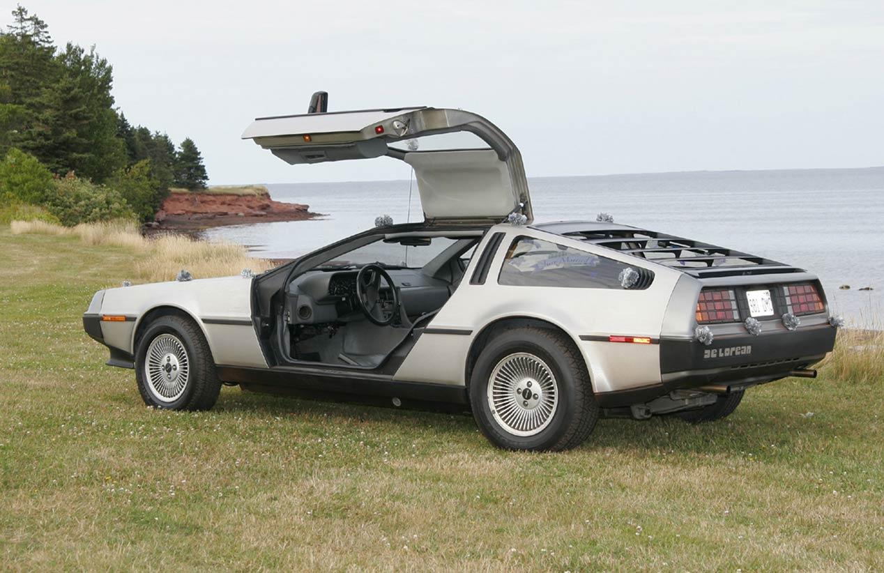 DeLorean DMC-12, la historia del coche de Regreso al Futuro