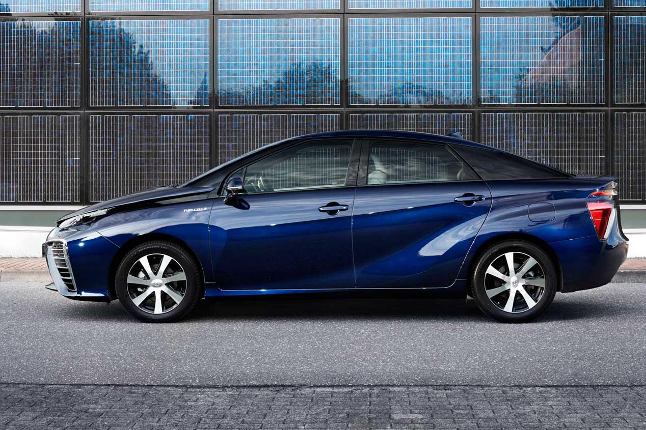 Toyota Mirai, analizamos cómo va el primer coche de hidrógeno en serie