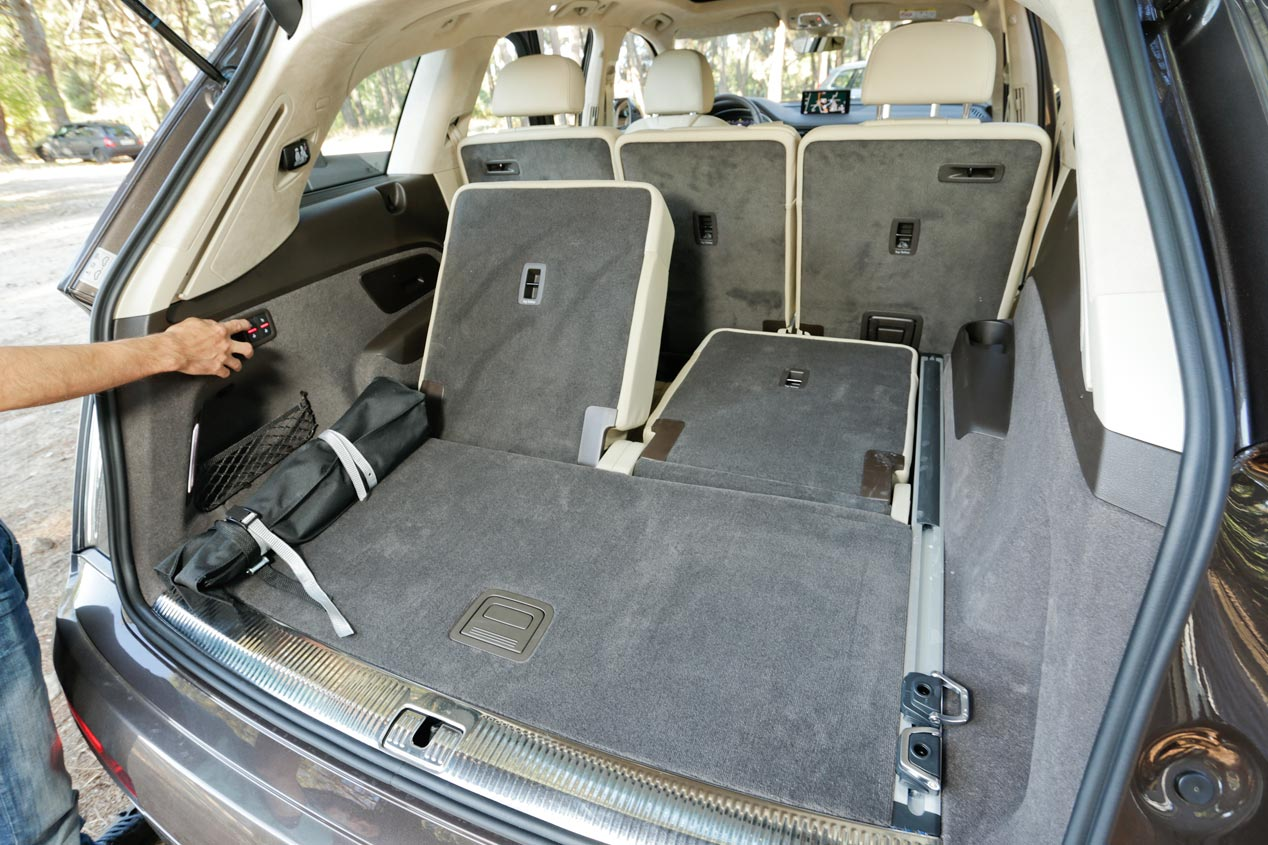 El Volvo XC 90 D5 AWD se enfrenta al  Audi Q7 3.0 TDI Quattro