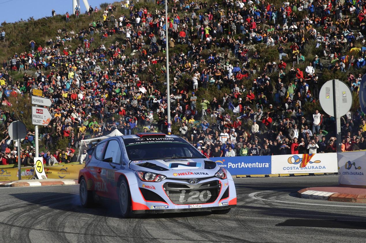 WRC: Rallye de España
