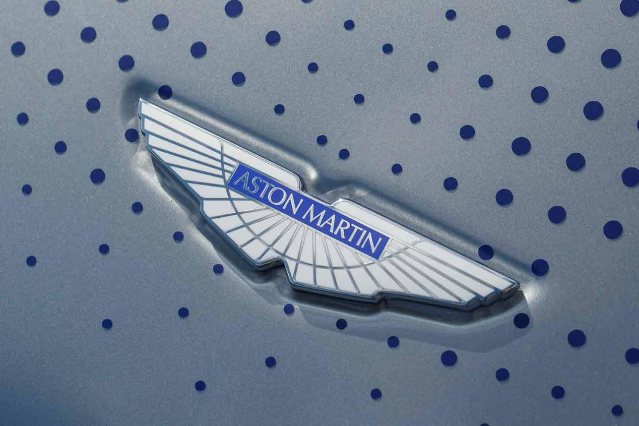 Aston Martin RapidE Concept, sus primeras fotos