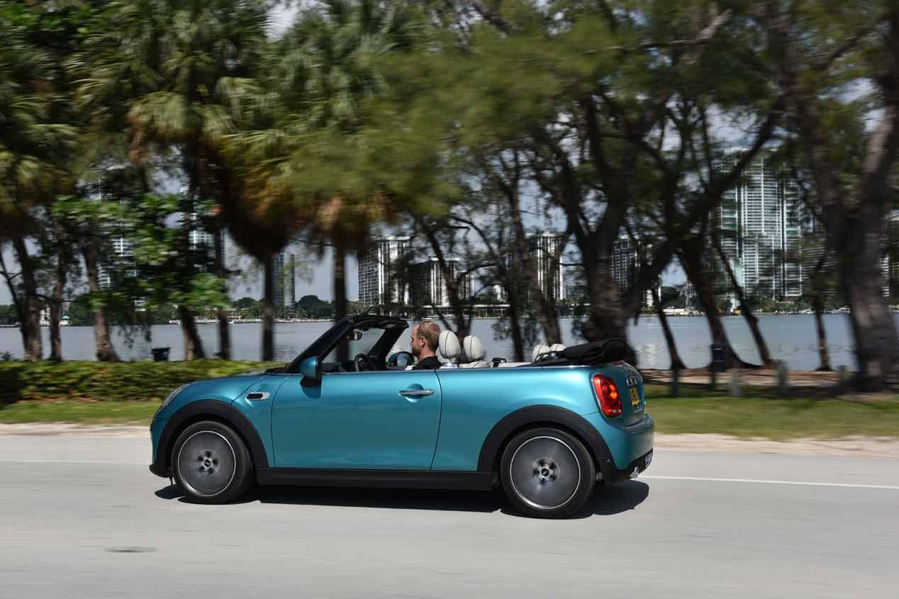 Mini Cabrio 2016, seducción en modo descapotable