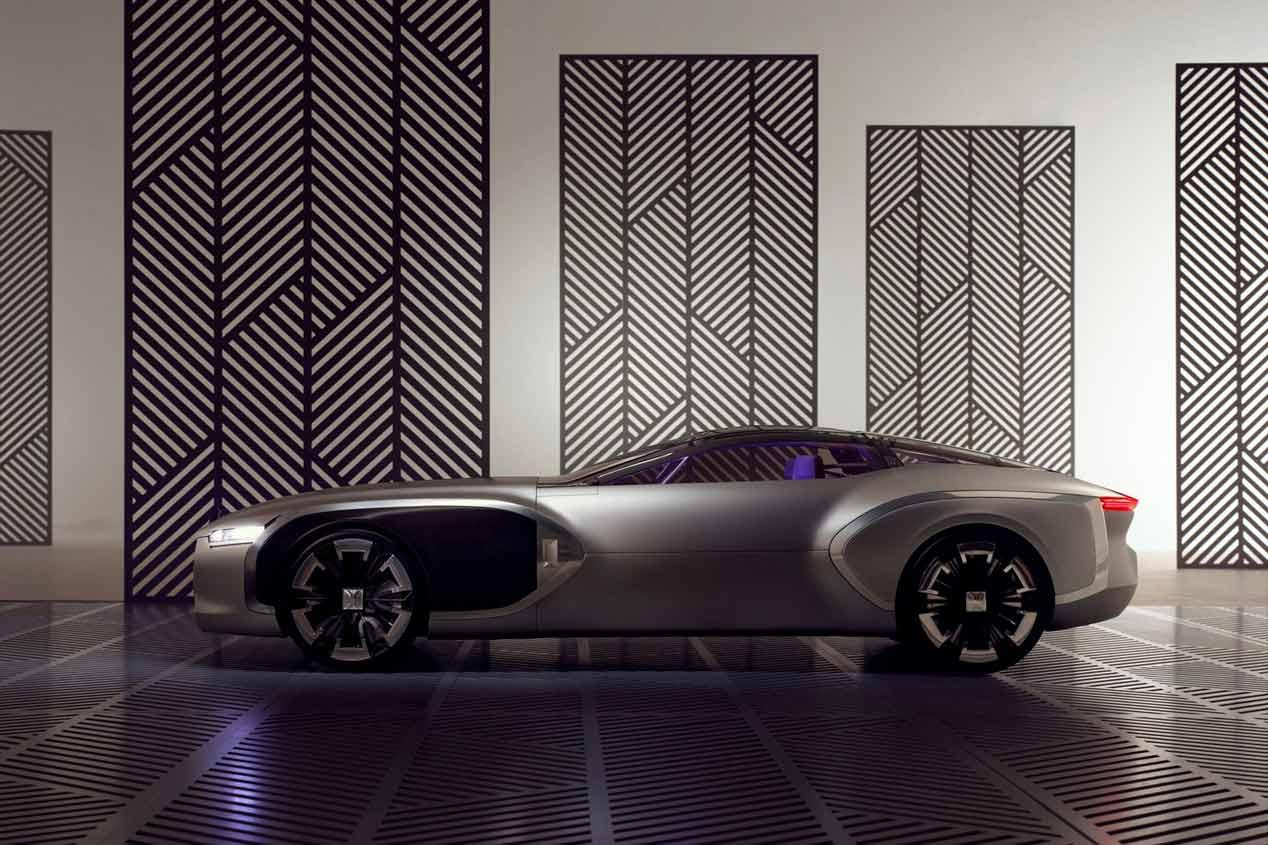 Renault Coupé Corbusier Concept