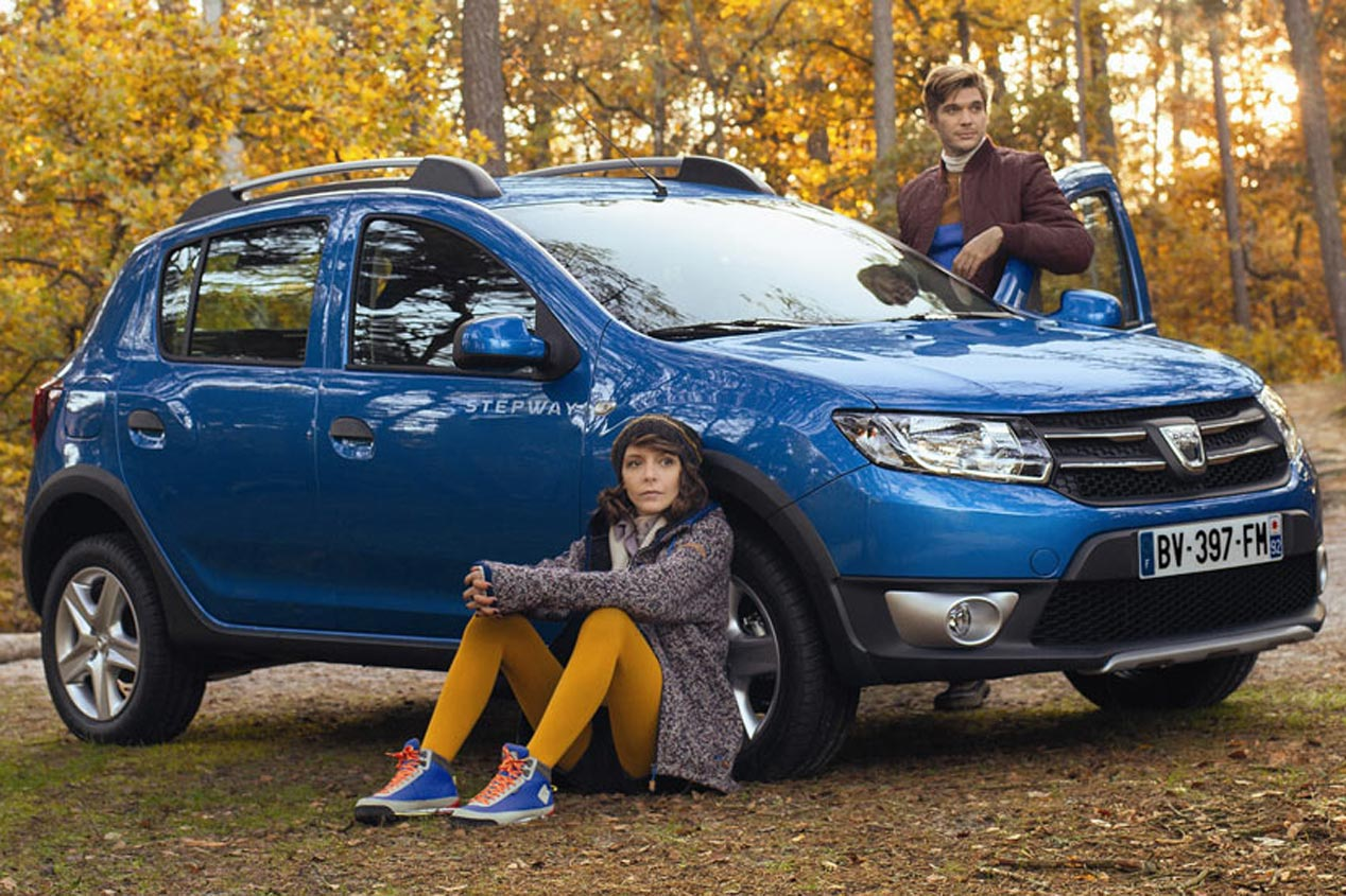 Dacia Sandero, el más vendido entre compradores particulares