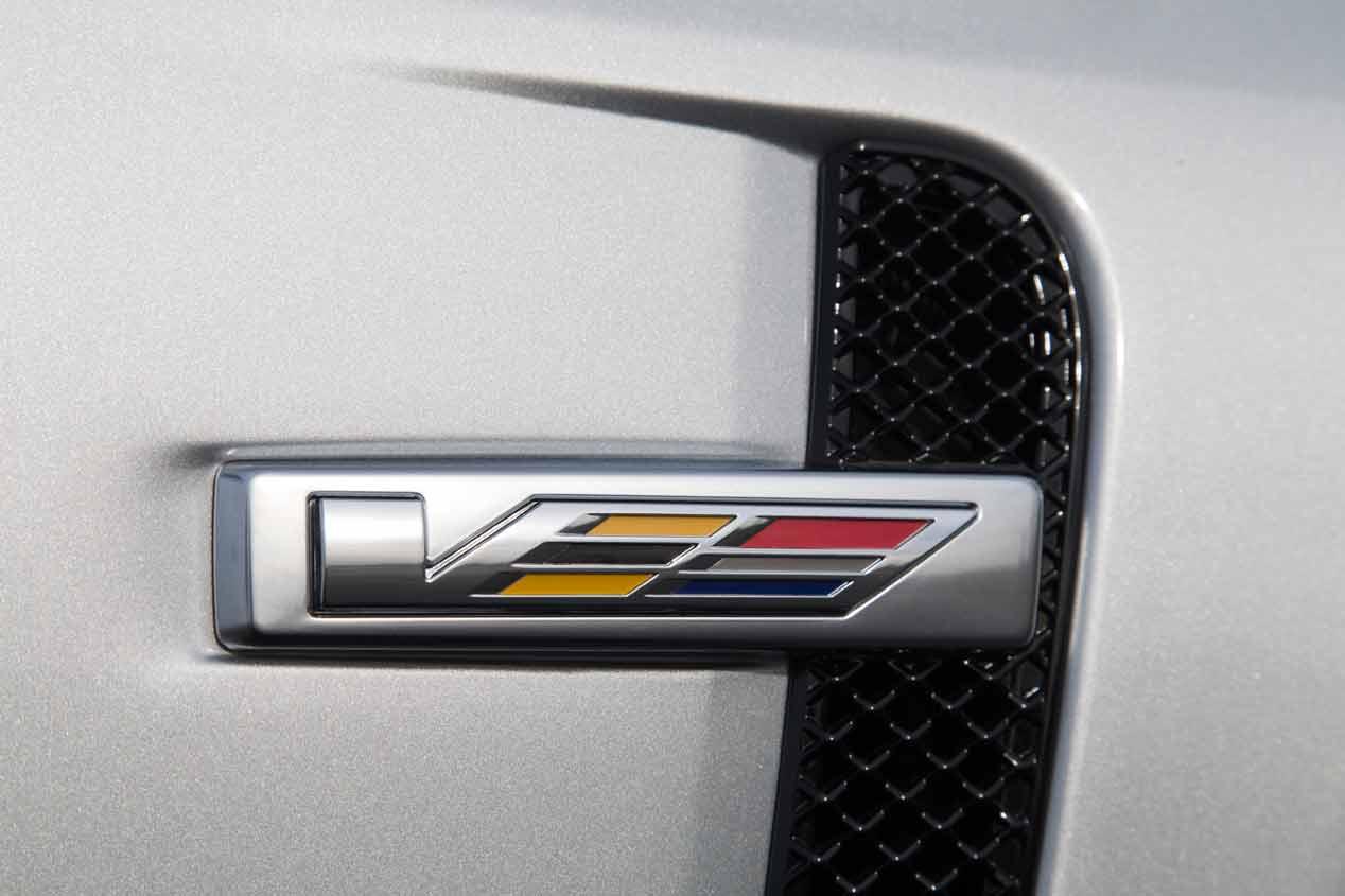 Cadillac CTS-V 2016: doble personalidad