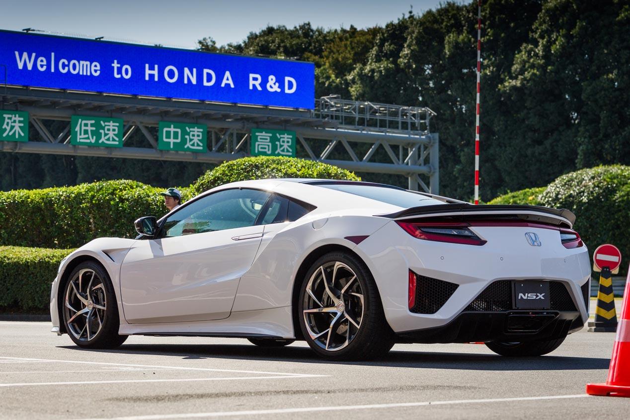 Honda NSX: conducimos el superdeportivo japonés