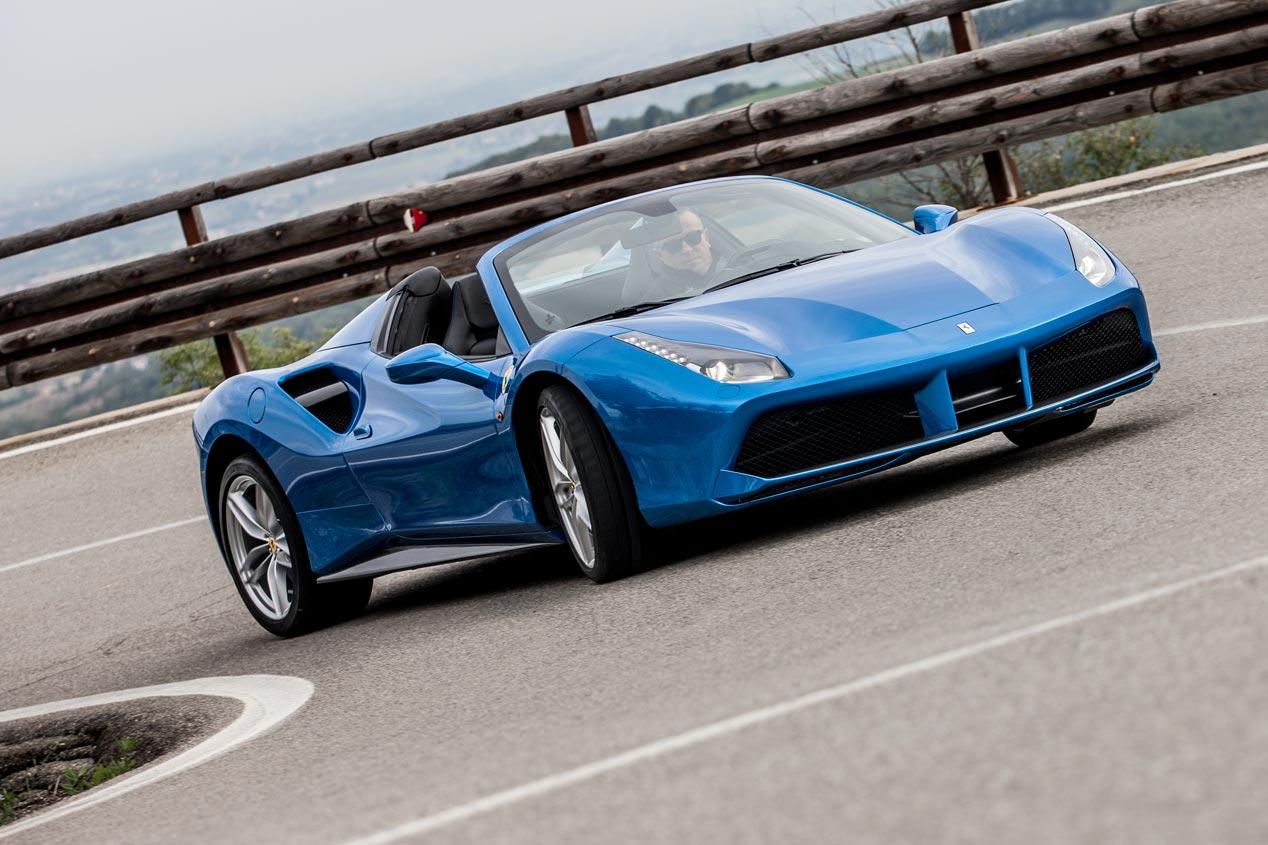Ferrari 488 Spider Alta Traicion Por El Turbo