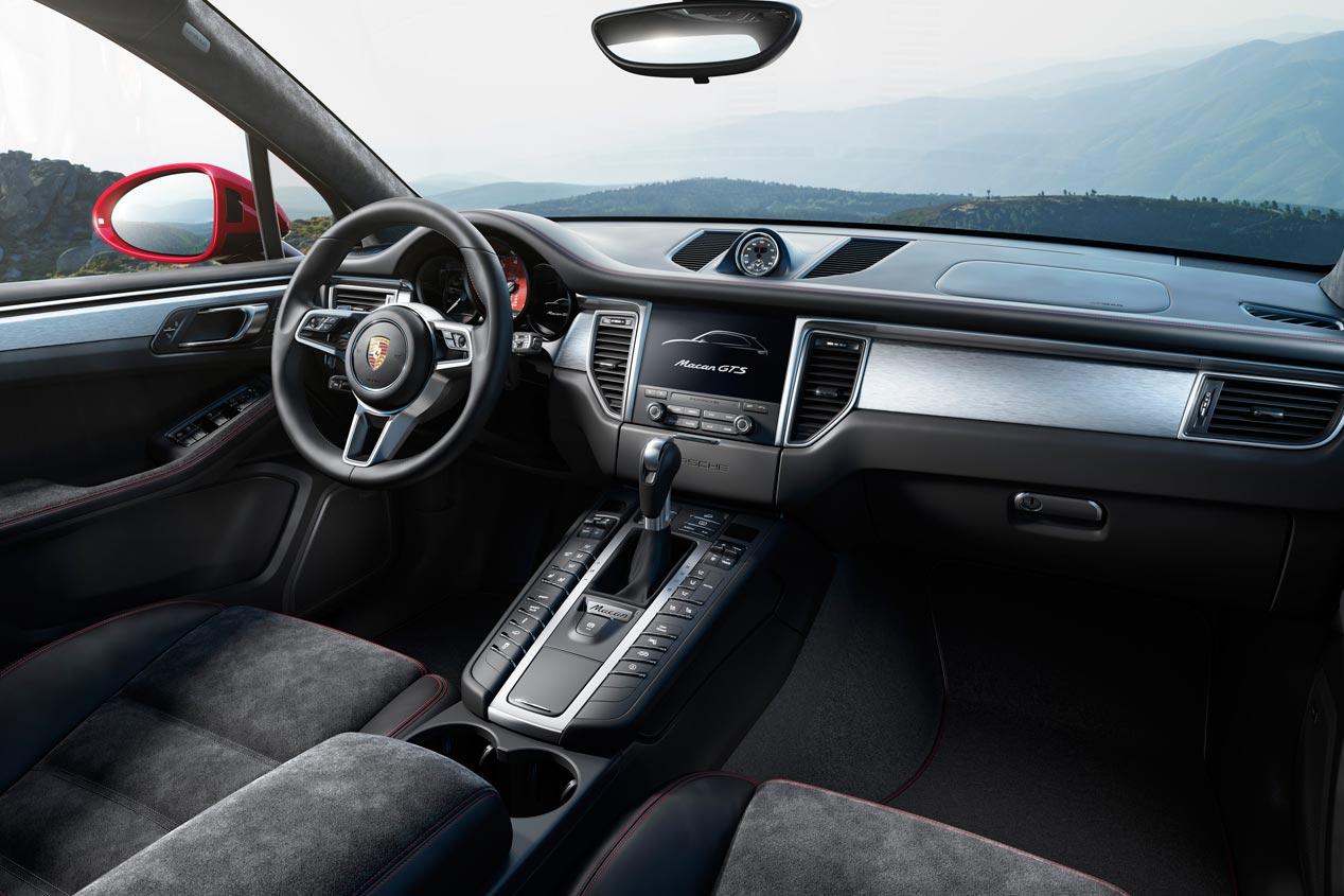 Porsche Macan GTS, nueva versión deportiva para el SUV de Porsche