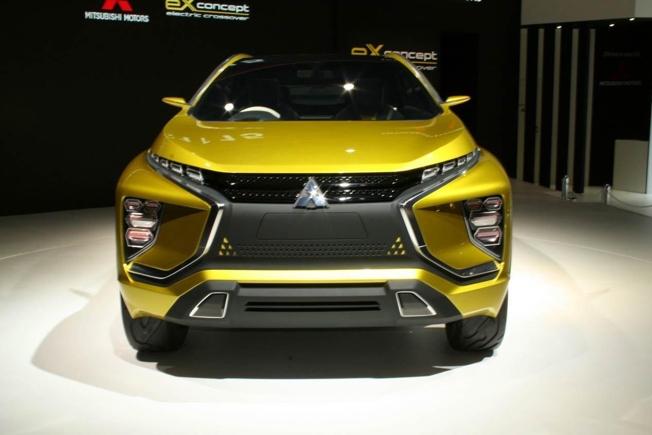 Mitsubishi eX Concept, ¿el aperitivo del nuevo Mitsubishi ASX?