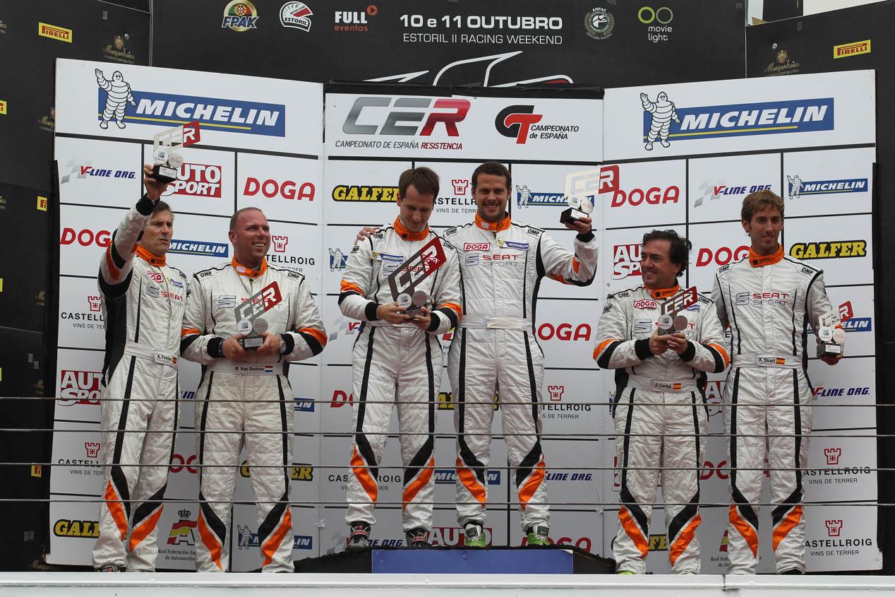 Campeonato de España de Resistencia y GT en Estoril