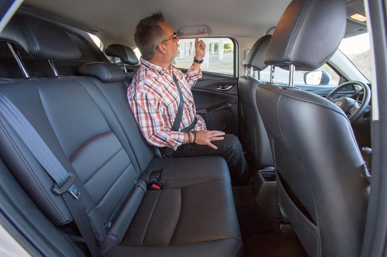 Mazda CX-3 1.5D 105 2WD y Nissan Juke 1.5 dCi 110 4x2: comparamos los Diesel
