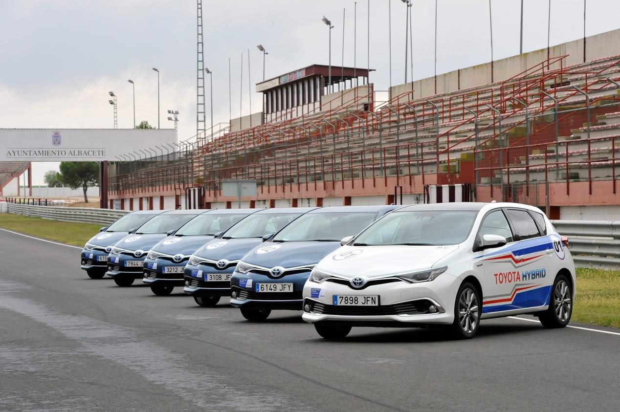 24 Horas Híbridas de Toyota 2015, la eficiencia manda