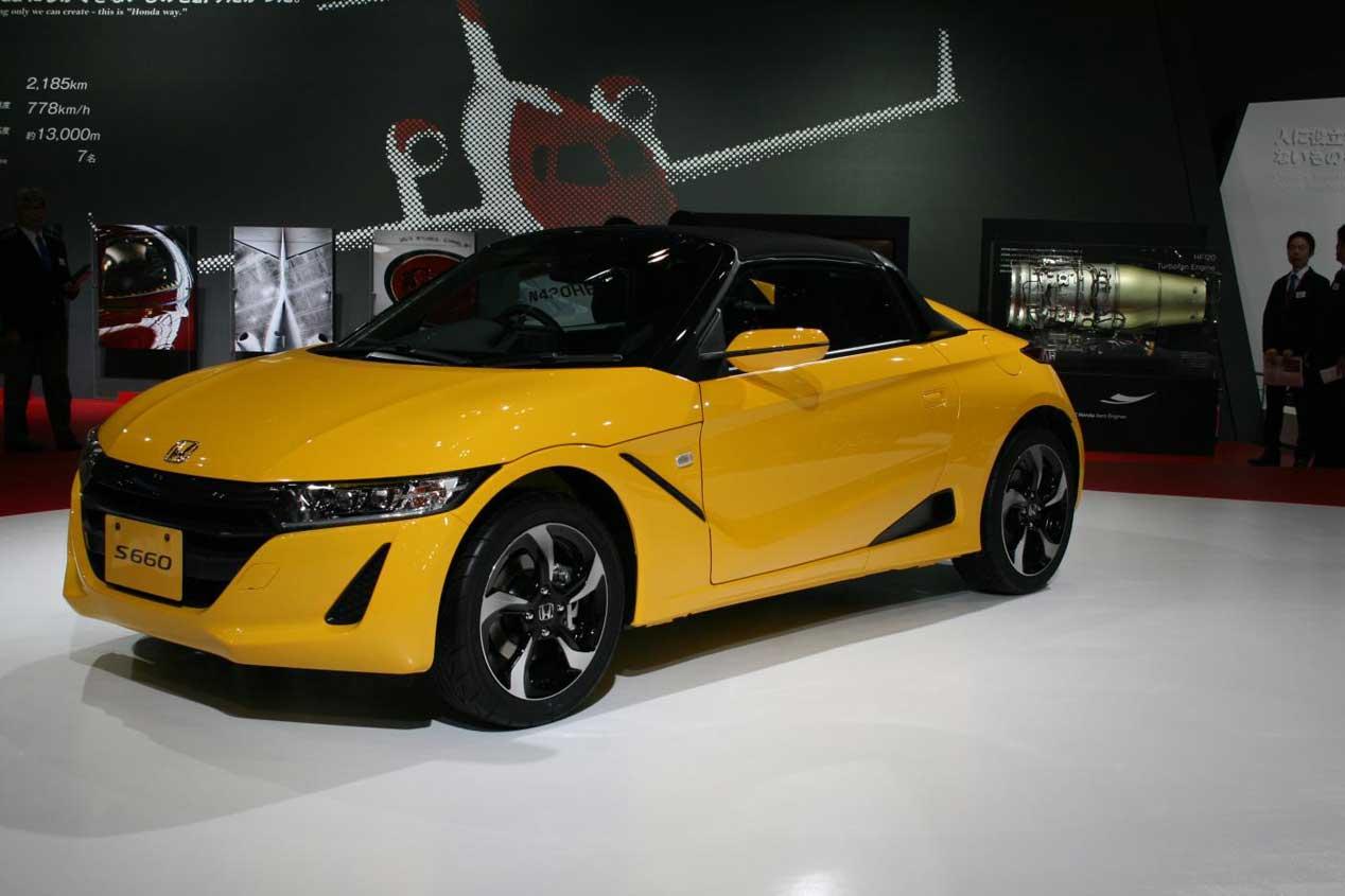 Los coches más raros y espectaculares del Salón de Tokio 2015