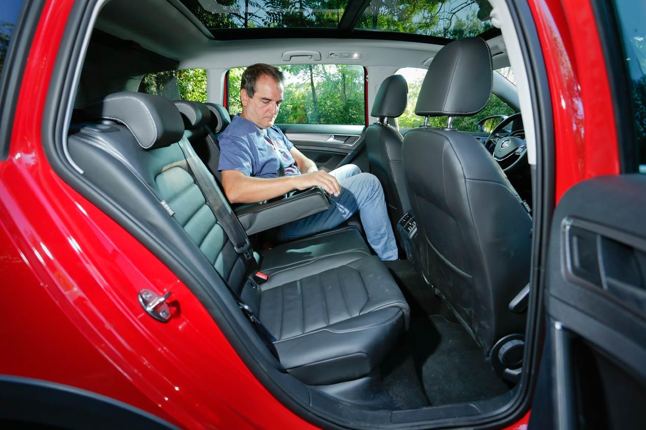 Volkswagen Golf Alltrack 2.0 TDI 4Motion DSG, lo probamos