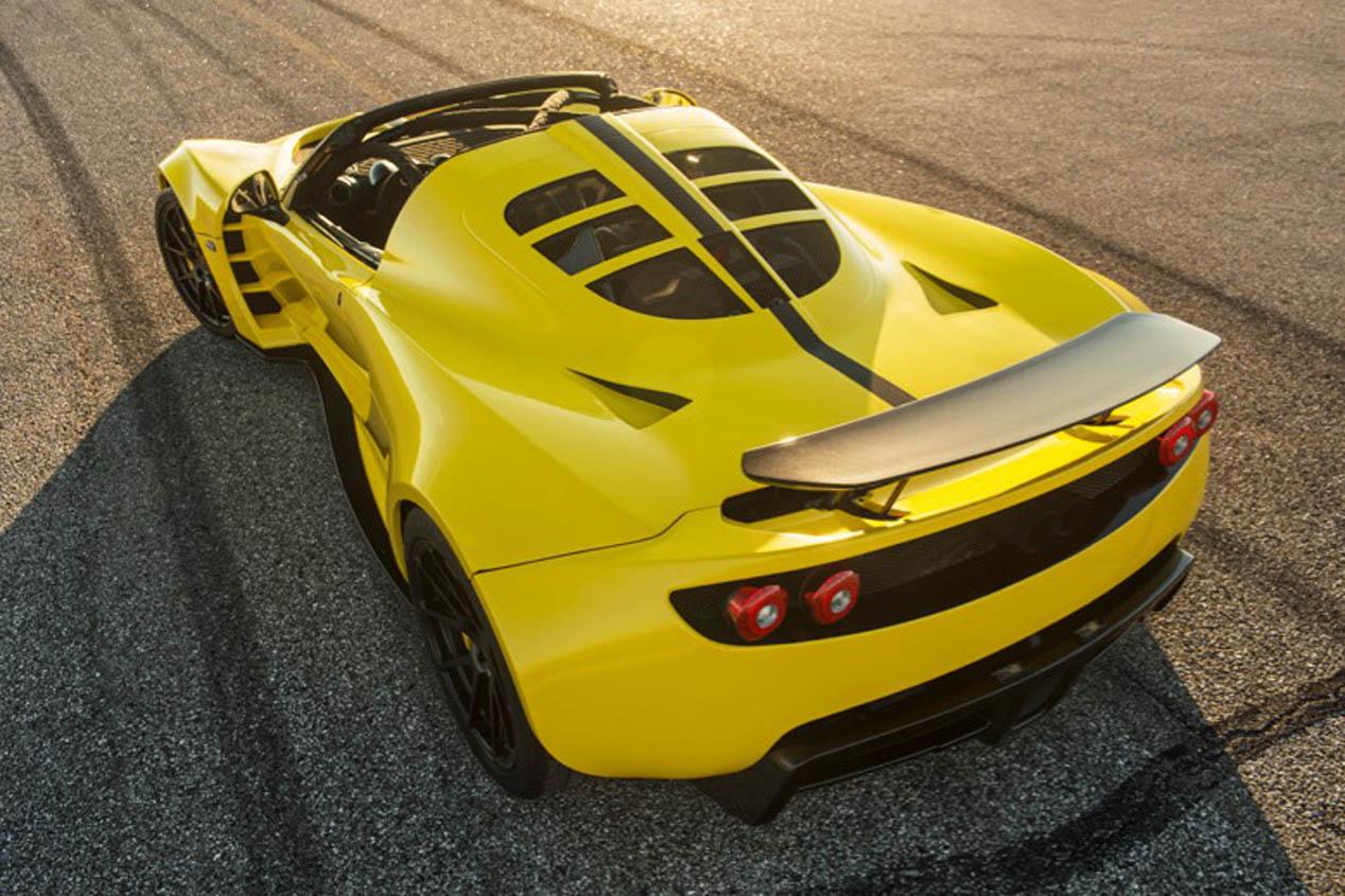 Hennessey Venom GT 2016, el coche más rápido del mundo