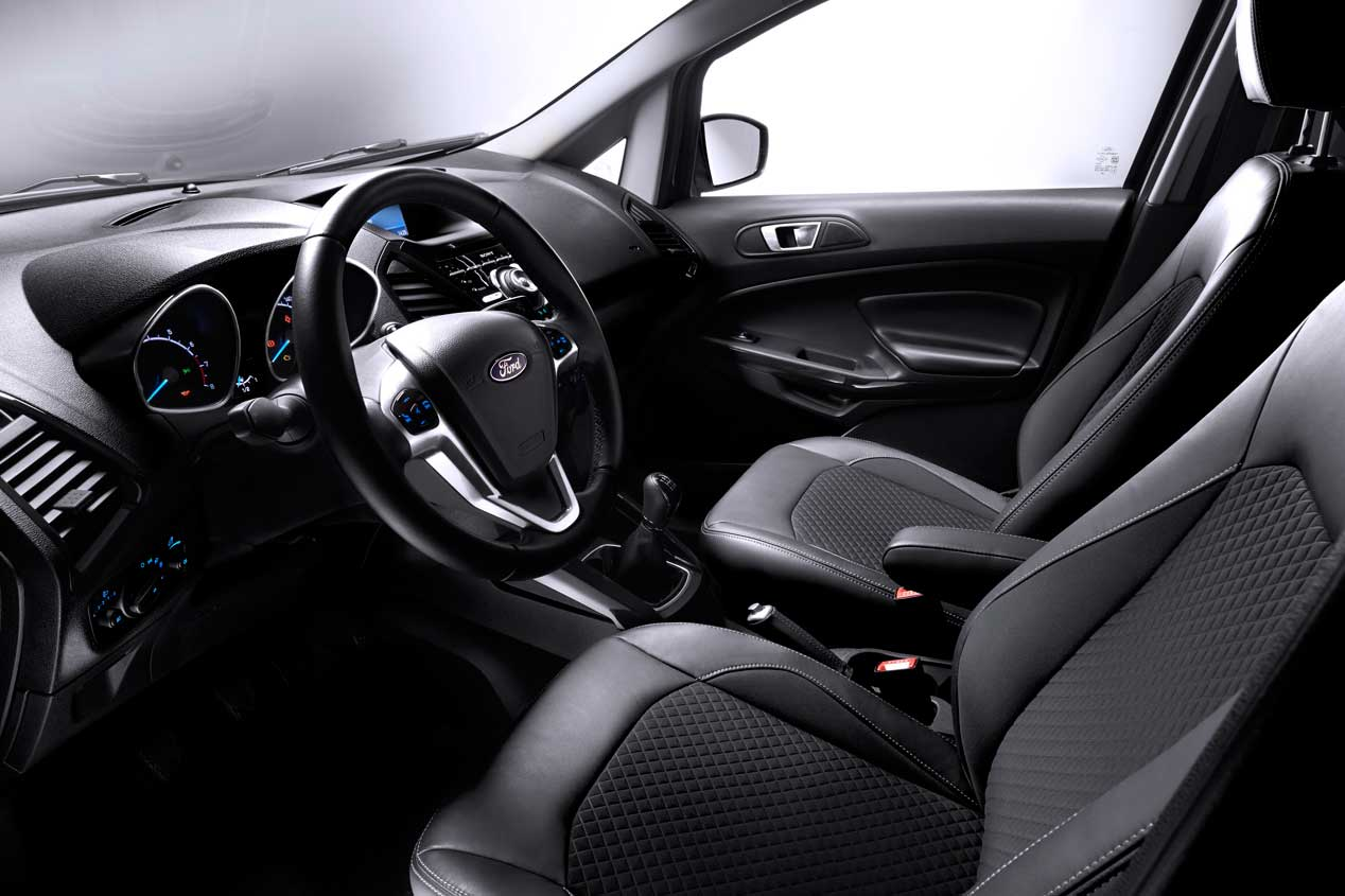 Prueba Ford EcoSport 2015 1.0 EcoBoost 125 CV