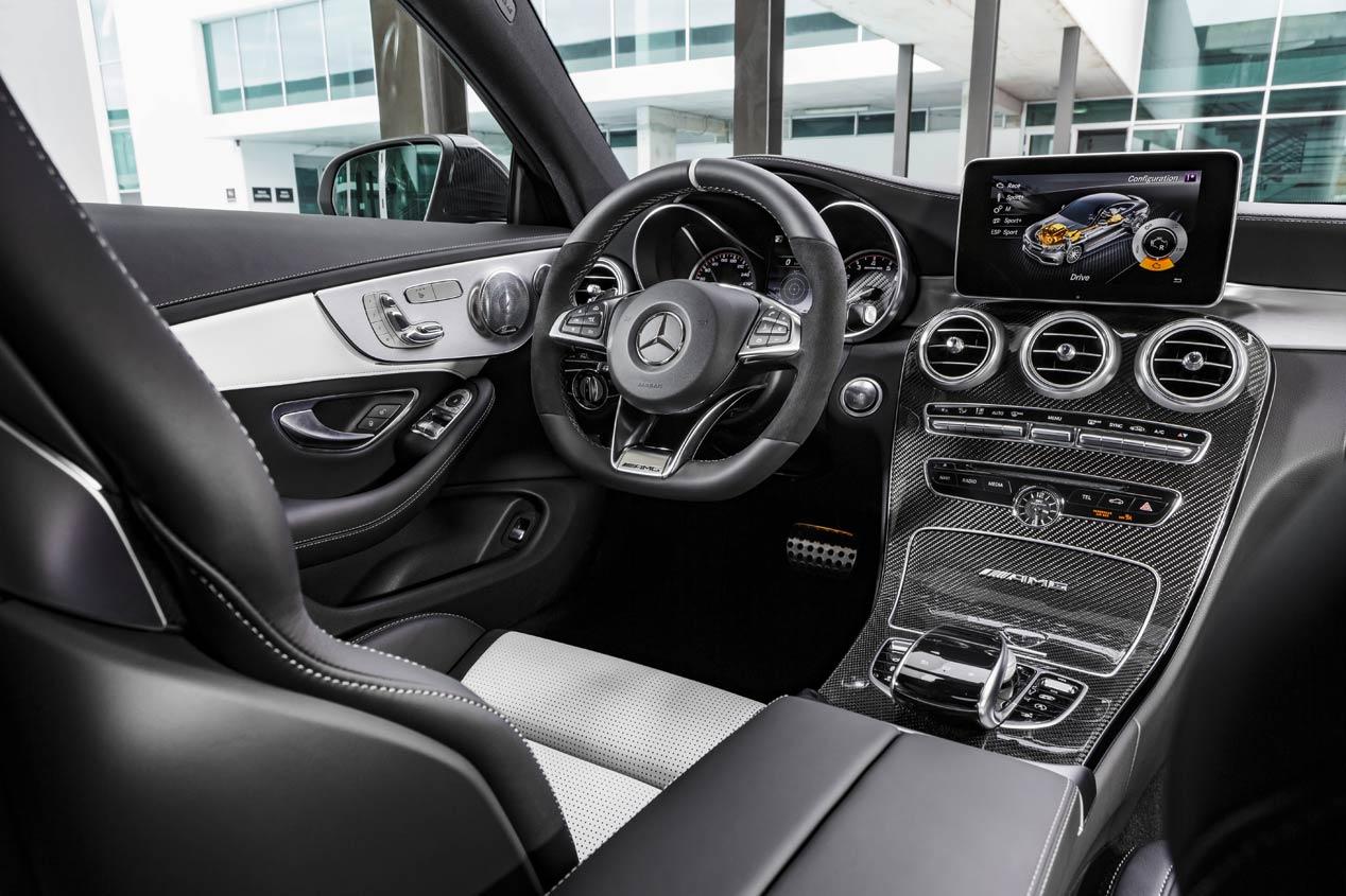 Mercedes Clase C Coupé, a la venta en diciembre