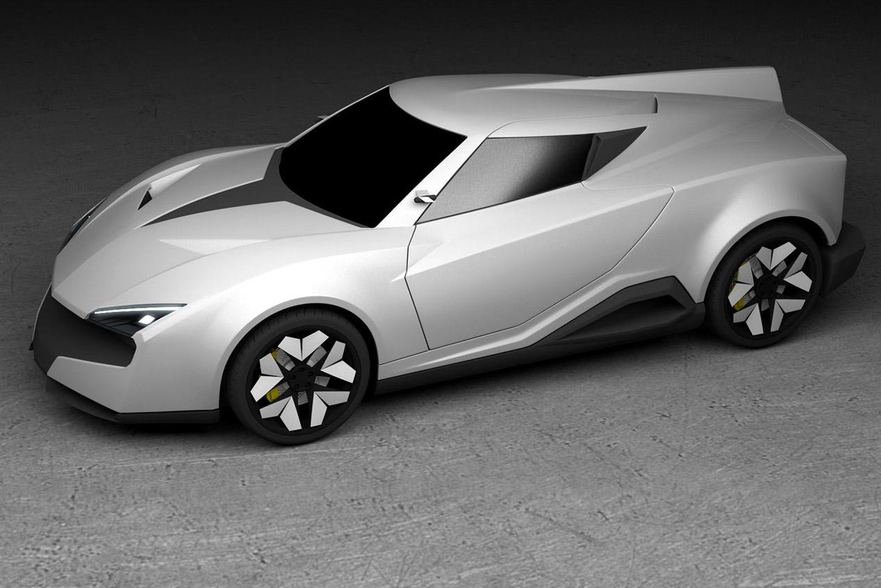 Mean Metal Motors M-Zero, un superhíbrido con sabor indio