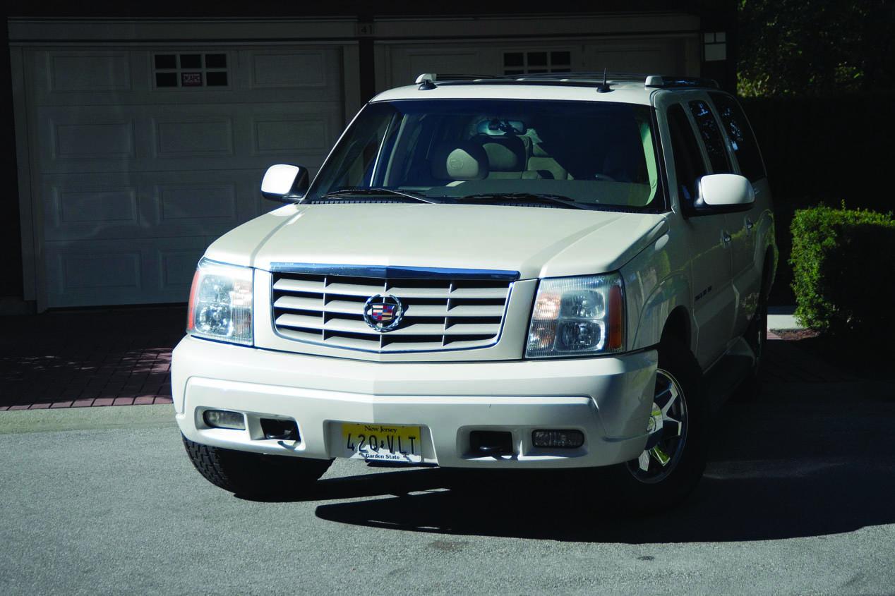El Cadillac Escalade de Tony Soprano sale a subasta