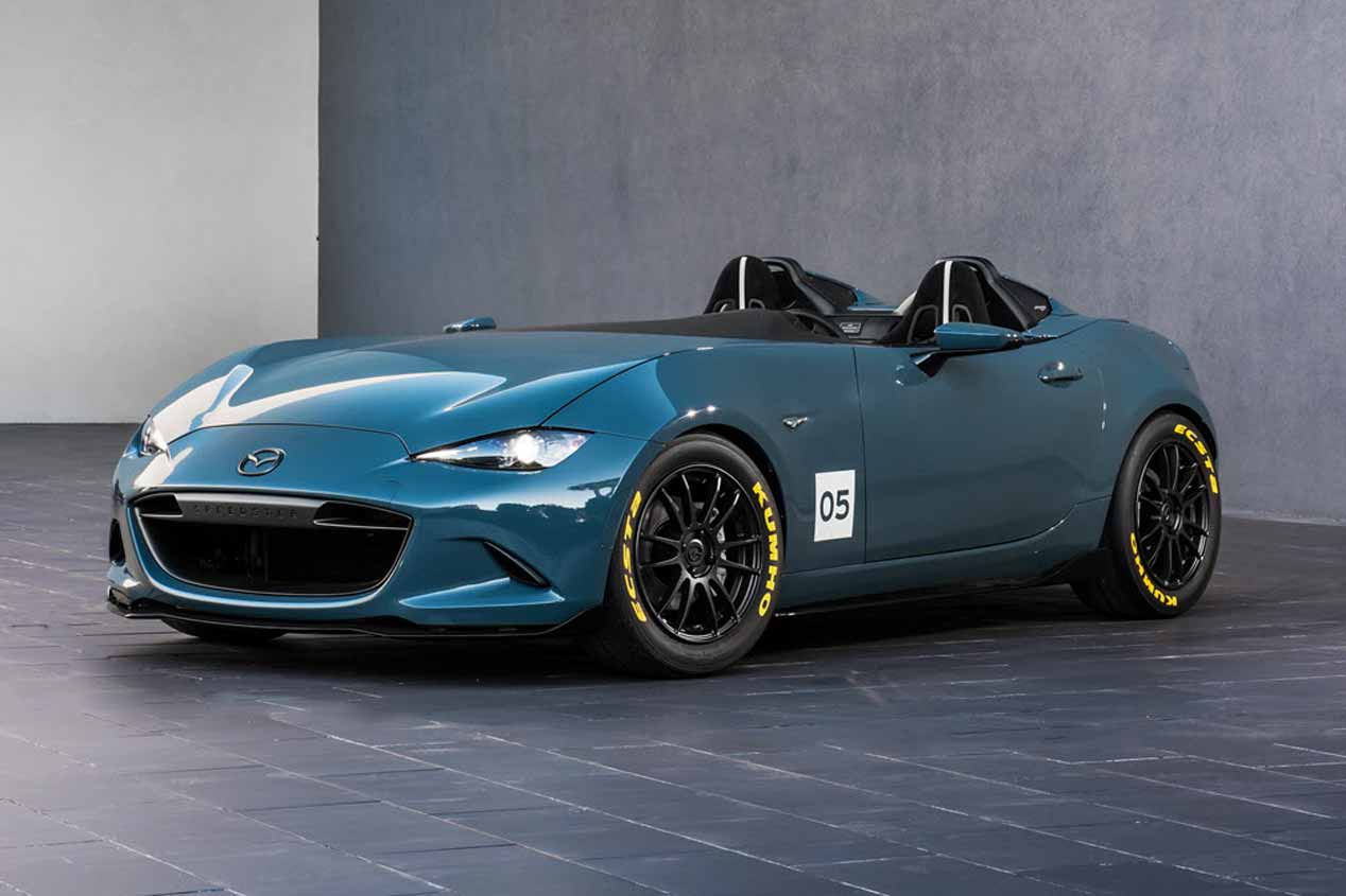 galer a mazda mx5 spyder mx5 speedster fotos autopista. Black Bedroom Furniture Sets. Home Design Ideas