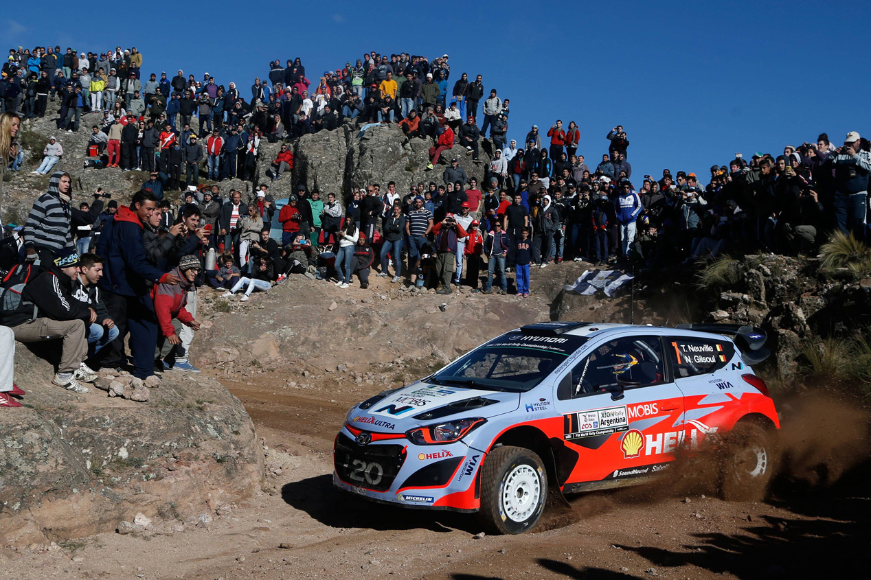 Calendario WRC 2016