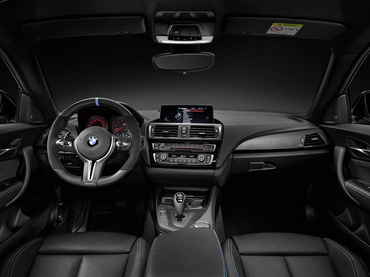 BMW M2 Coupé y M4 Coupé M Performance Parts