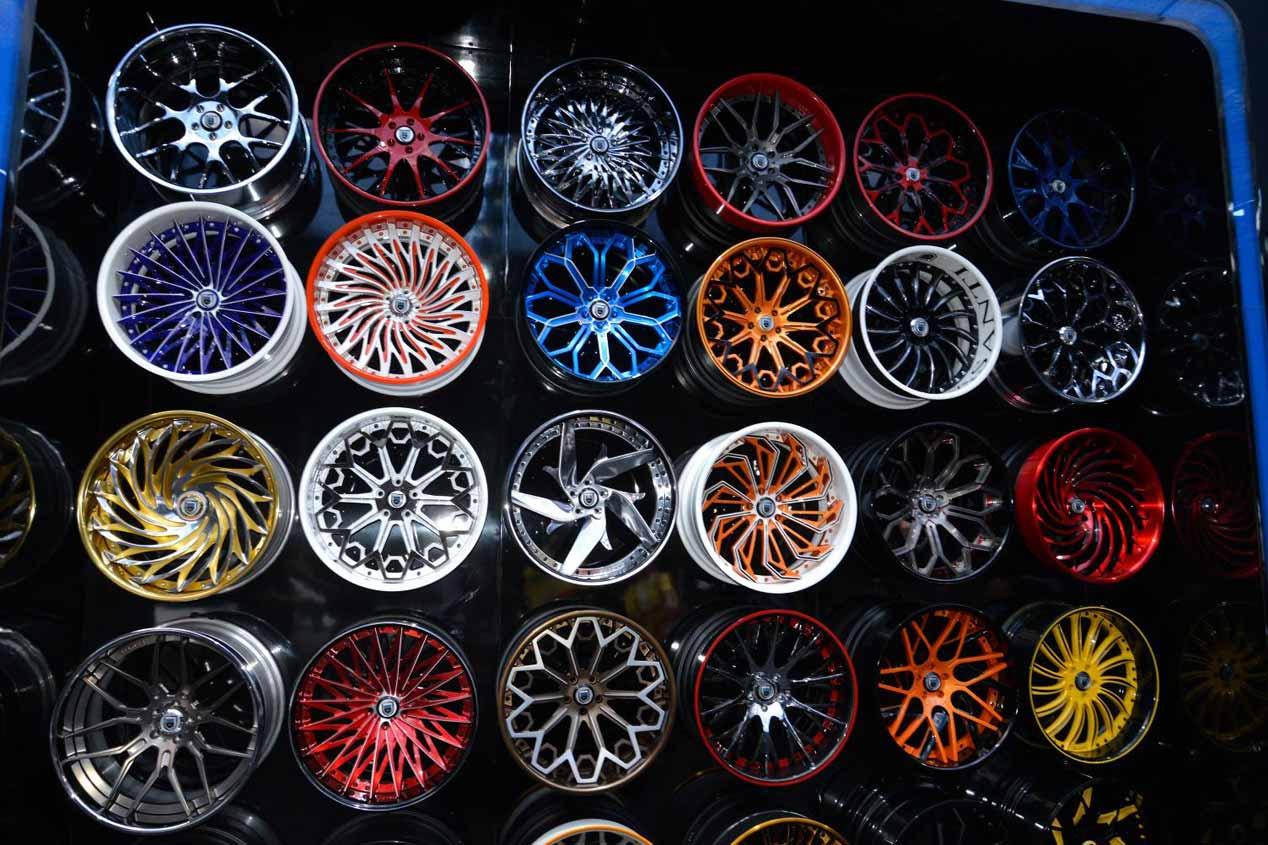 Los mejores coches del SEMA 2015, en fotos