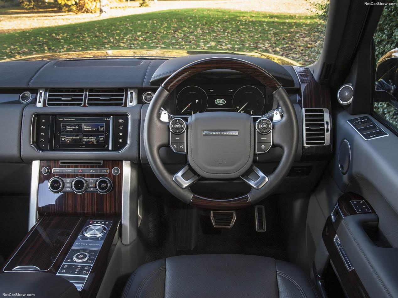 Land Rover Range Rover SV Autobiography de batalla larga