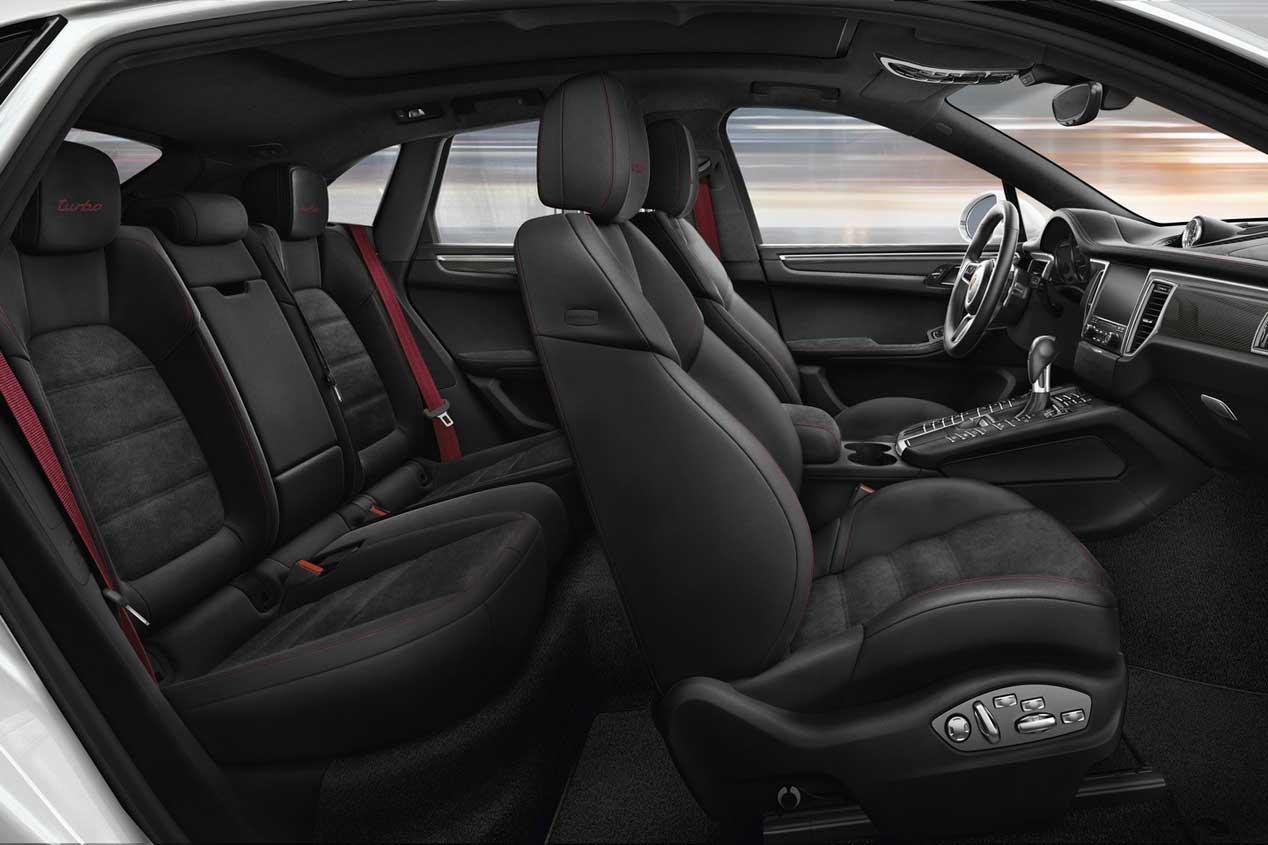 Porsche Macan 2016, fotos de este SUV renovado